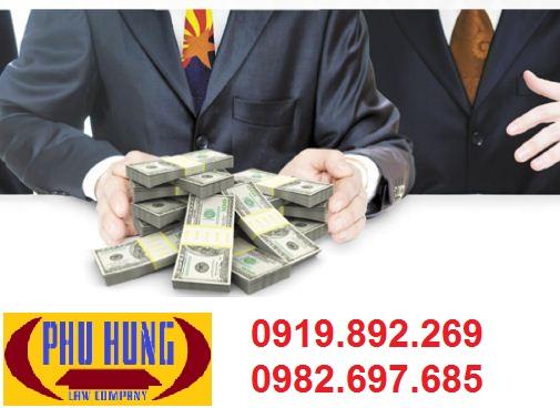Vốn điều lệ thành lập công ty tại Nghệ An
