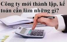 Các báo cáo thuế phải nộp doanh nghiệp mới thành lập cần biết