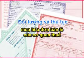 Thủ tục mua hóa đơn của cơ quan thuế tại Nghệ An