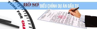 Hồ sơ thủ tục điều chỉnh giấy chứng nhận đầu tư tại Nghệ An