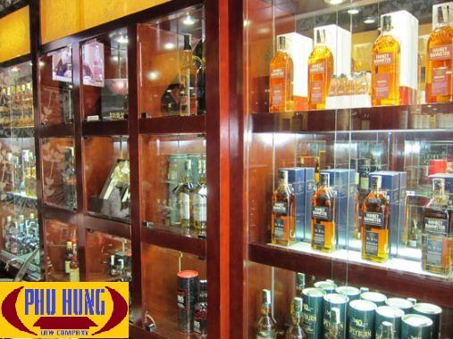 Điều kiện cấp giấy phép kinh doanh rượu tại Nghệ An