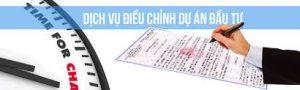 Dịch vụ tư vấn điều chỉnh giấy chứng nhận đầu tư tại Nghệ An, Hà Tĩnh